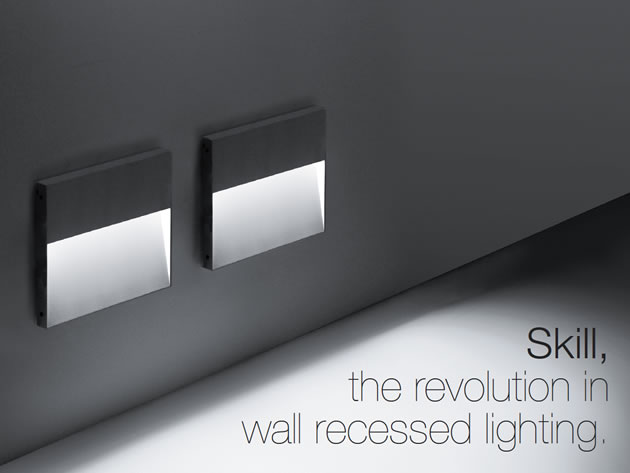 Skill The Revolution In Wall Recessed Lighting Simes